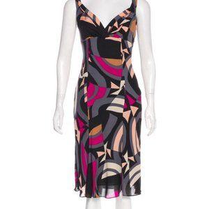 Diane von Furstenberg Clooney Silk Dress 10